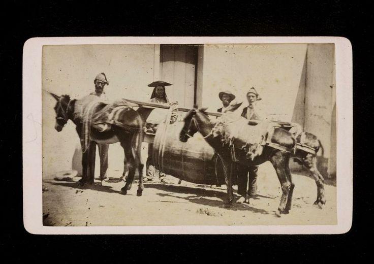 Séc. XIX, 1889, Ilha de São Miguel    Costumes micaelenses - Série de trajes tradicionais micaelenses