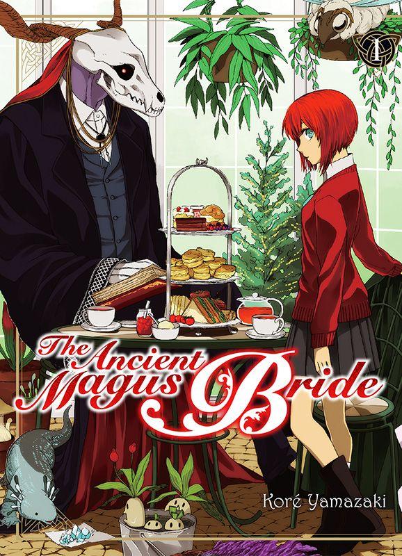 The Ancient Magus Bride - le tome 1 - Ma petite Médiathèque