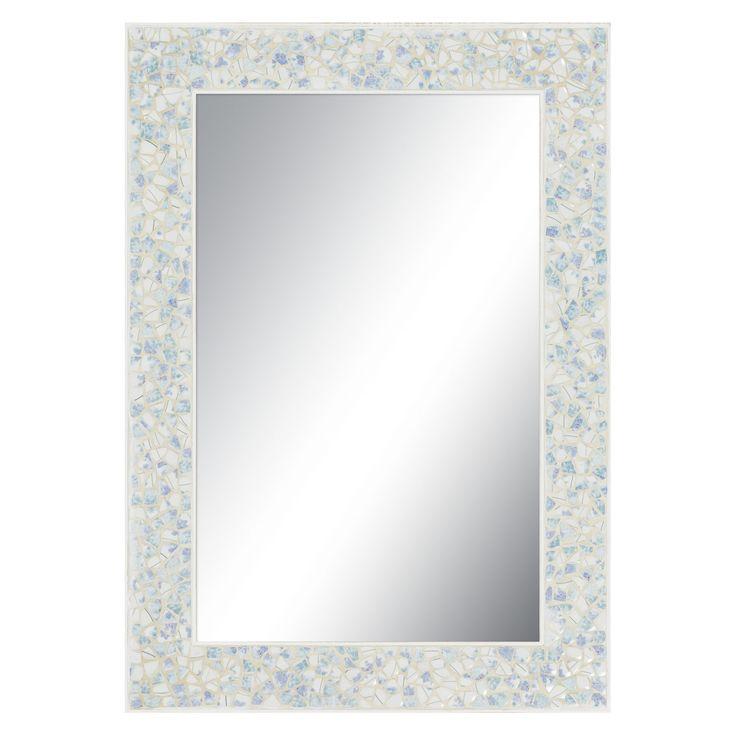 Yaxley Wall Mirror - Gray