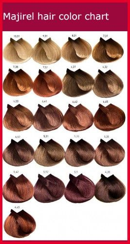 242e3b207b Loreal Professional Hair Color Chart Richesse 470825 Majirel Hair Color  Chart Instructions Ingre Nts Hair Color - Tutorials