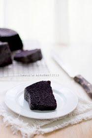 HESTI'S KITCHEN : yummy for your tummy: Bolu Kukus Ketan Hitam
