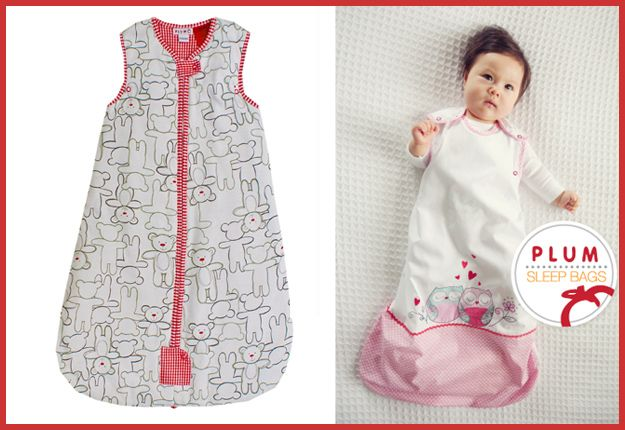 baby sleeping bags from plum - COMPETITION