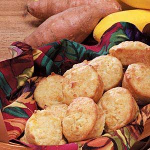 Yellow Squash Muffins - I have them in the oven now, I'll let you know how they are ;) VERY yummy!!