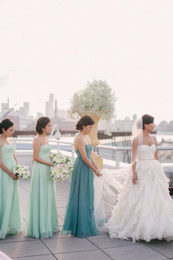452 besten Bridesmaids Bilder auf Pinterest | Brautjungfern ...
