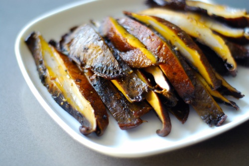 Roasted Portobello Mushrooms (Easiest Version)