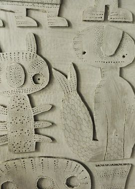 Steen Drabik - cut out paper worksSteen Drabik, Relief Sculpture, Paper Art, Paper Work, Cut Paper, Creative Art, Paper Crafts, Cardboard Relief, Cut Outs