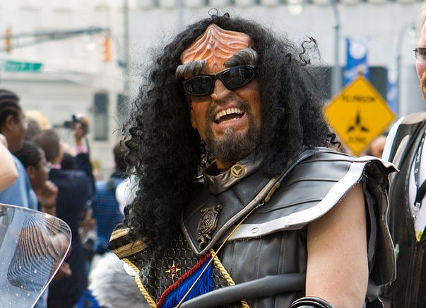 "Maj! Bing adds Klingon language translation  Go galactic with the newest addition to Bing Translator, an automated Klingon translation service that has you covered whether you're translating tribbles (yIHmey) or ""Star Trek"" (Hov trek)."