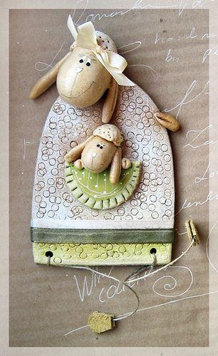 Salt dough by Paulina Silarow