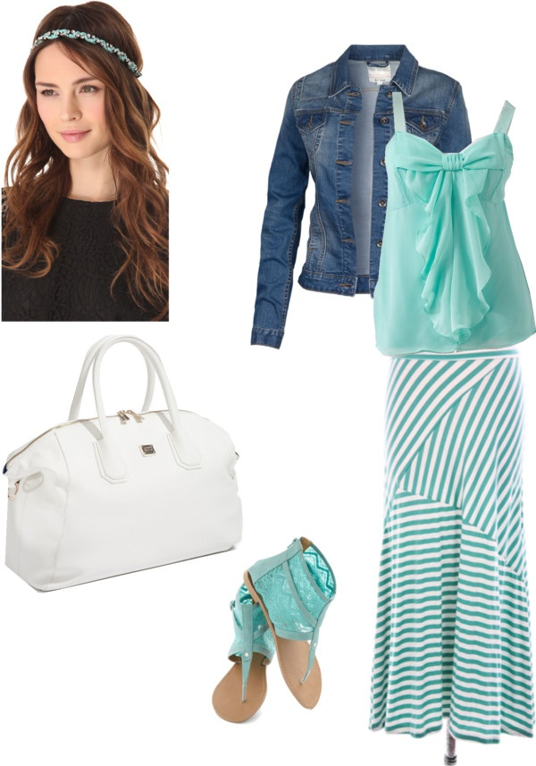 """Beachy/Wavy"" by myyeshuahlives on Polyvore"