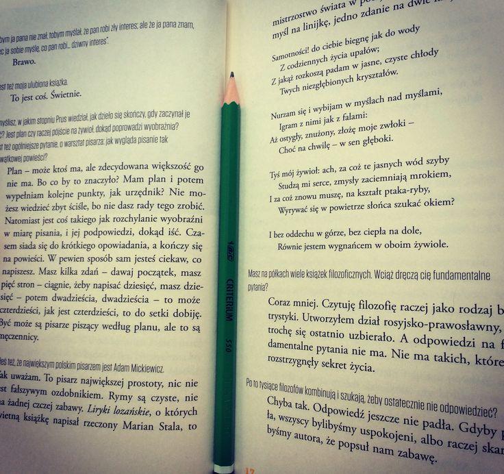 Jerzy Pilch, Zawsze znaczy nigdy Booklove.pl