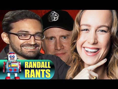 Brie Larson doesn't know who Wonder Woman is, and Hector Navarro loses it on Twitter, it's time for another Randall rant – SUBSCRIBE FOR MORE VIDEOS: …