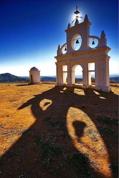 Peña de Arias Montano, Alájar (Huelva - Andalucía)
