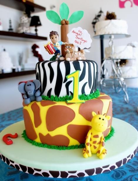 GO DIEGO CAKE! #TORREON