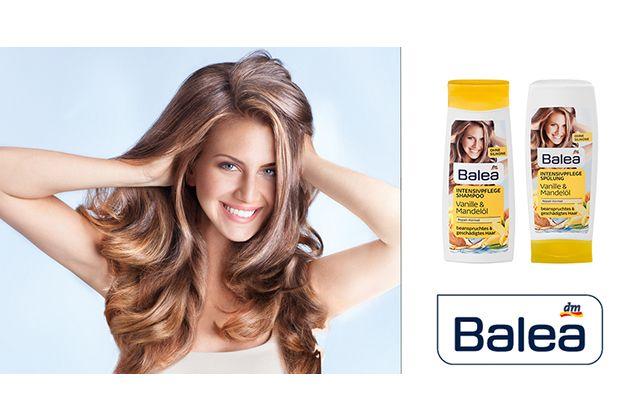 """.Russkajas Beauty.: Preview - DM Balea """"Wer hat denn die Haare schön ...."""