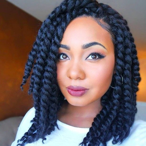 how to avoid dandruff with braids