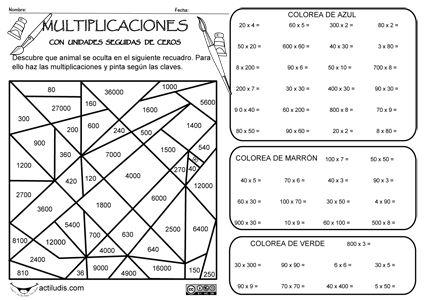 Multiplicacion con unidades seguidas de ceros 01