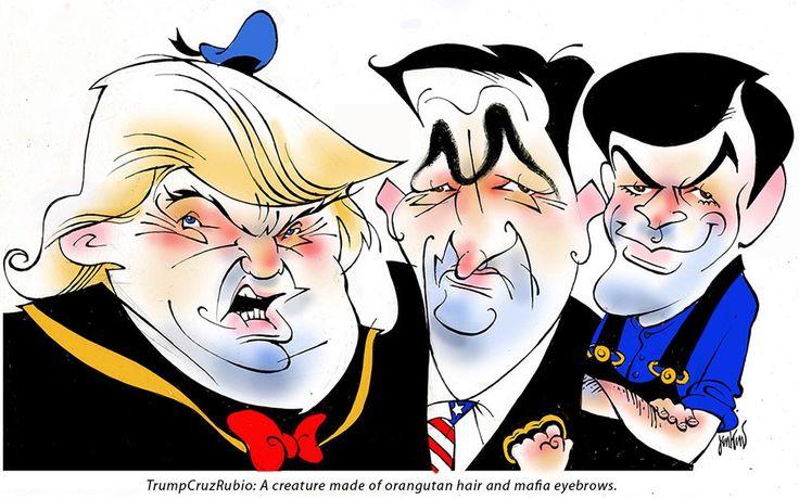 The next president.By Robert Kilborn and Anthony Jenkins