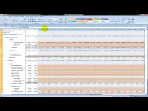 QuickBooks and Excel Tutorial- Turning Your Financial Statements Into Meaningful Information