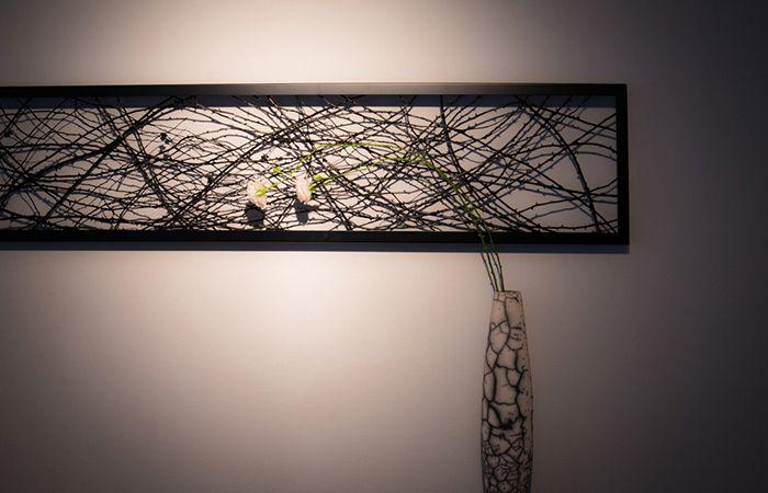 丹羽英之個展 -eternal time- 東京国際フォーラムアートショップ内ギャラリー 2013