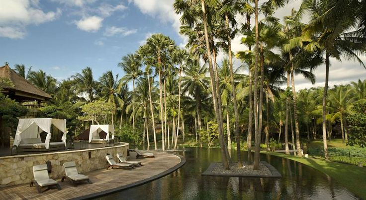 The Ubud Village Resort & Spa, Swimming pool, Facade/entrance