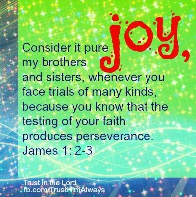 James 1:2-3