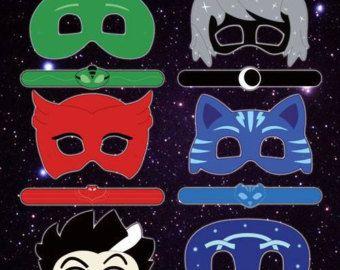 instant download pj masks coloring printableanewhopecrafts  pj masks birthday party pj