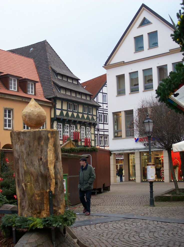 Town Square - Hameln, Germany