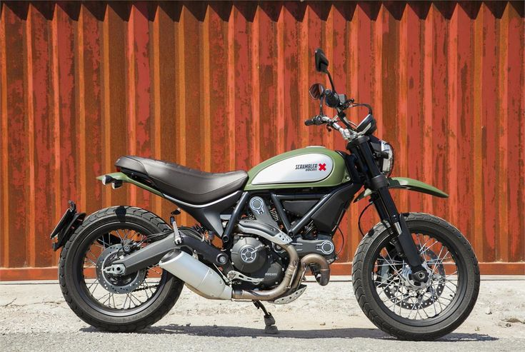 Dream bike. Will have you when the time is right ! Fotos Ducati Scrambler Urban Enduro