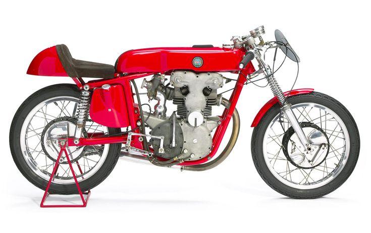 1958 Benelli 248cc Grand Prix Racing Motorcycle (1)