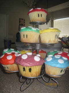 Fabulous Family Finds: Super Mario and Princess Peach Birthday Party