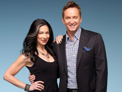 I just love these two - Stacy London & Clinton Kelly from TLC's What Not to Wear.