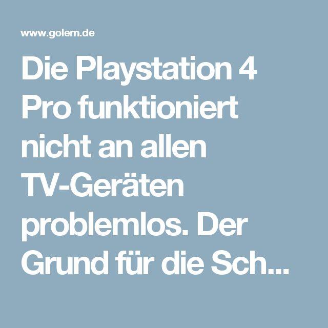 Die Playstation 4 Pro funktioniert nicht an allen TV-Geräten problemlos. Der Grund für die Schwierigkeiten bleibt unklar - aber immerhin hat LG ein Update für die Firmware seiner betroffenen TV-Geräte angekündigt.  Liegt es an einem nicht mit HDMI 2.0 kompatiblen Kabel, gibt es Schwierigkeiten mit den Steckverbindungen oder werden Spezifikationen nicht korrekt eingehalten? Man weiß es nicht. Fest steht bislang nur, dass ein paar Käufer der Playstation 4 Pro mit dem Anschluss an ihr…