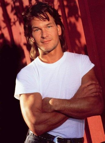 Patrick Swayze  - patrick-swayze Photo