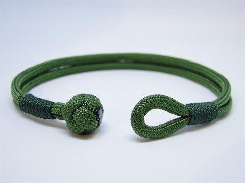 Cómo hacer un trenzado redondo con cuatro cabos, haz tu propio cordón trenzado(english CC) - YouTube
