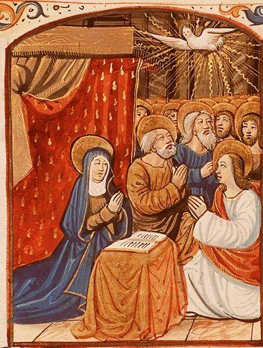 """In esenta, in ziua de Rusalii, ce """"cade"""" la 50 de zile dupa Paste, mereu intr-o duminica, se sarbatoreste coborarea Sfantului Duh peste vajnicii ucenici ai lui Hristos. Rusaliile consacreaza importanta celei de-a treia esentiale componente a lui Dumnezeu din Sfanta Treime, respectiv Sfantul Duh."""