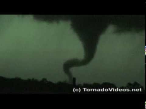 3-4 INCREDIBLE tornado video from NE Oklahoma! May 1, 2008  5min