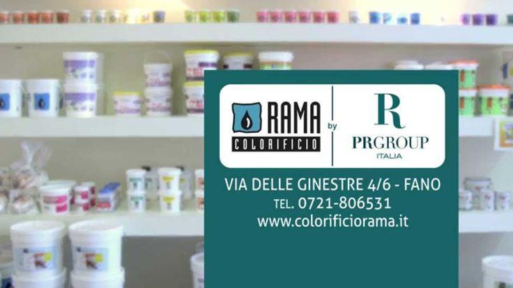 Le soluzioni per rendere unica la tua casa o il tuo ambiente. Lo spot di Zarri Comunicazione per Colorificio Rama #Pubblicità #zarricomunicazione #fano