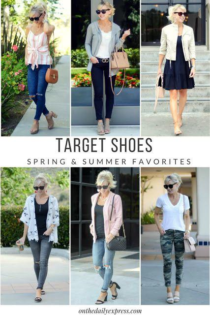 772342da83a Target Shoe Sale + Favorites