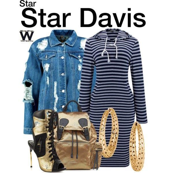 Inspired by Jude Demorest as Star Davis on Star