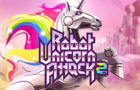 Robot Unicorn Attack 2 is an endless runner video game for mobiles. Pikpok is the developer of Robot Unicorn Attack 2 android game.