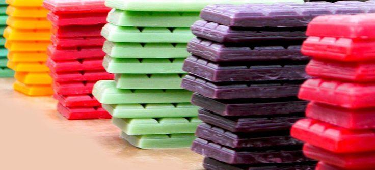carrés fondants pour senteur de la maison  et plein d'objets sympas à petits prix ! www.lady-lorcy.com