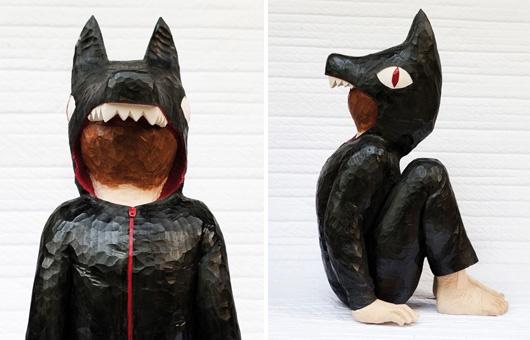 yaşam şaşmazer, wolfboy, 2010