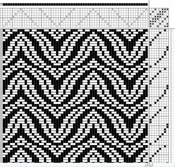 weaving draft plaited twill - Bing images