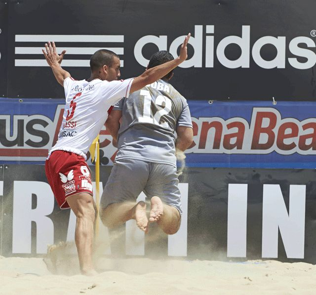 Sospensione....Beach Soccer