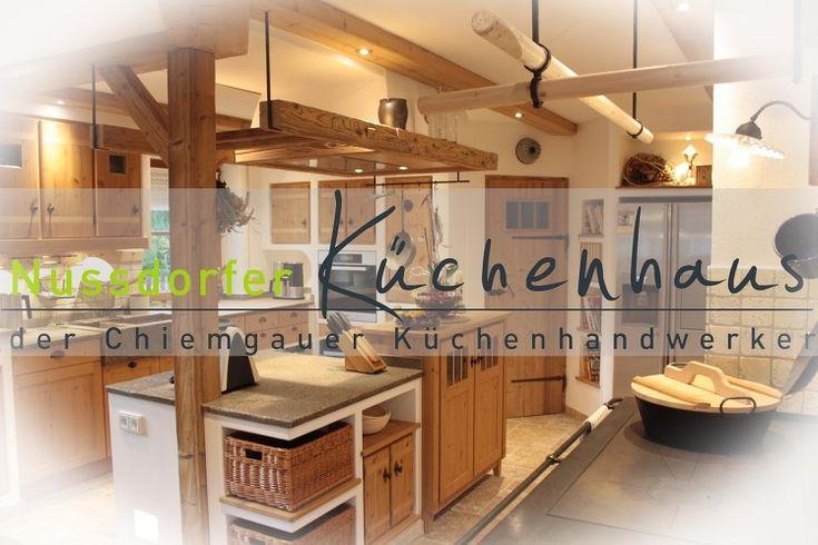 Die Altholzküche in Fichte. Der alpenländische Charme