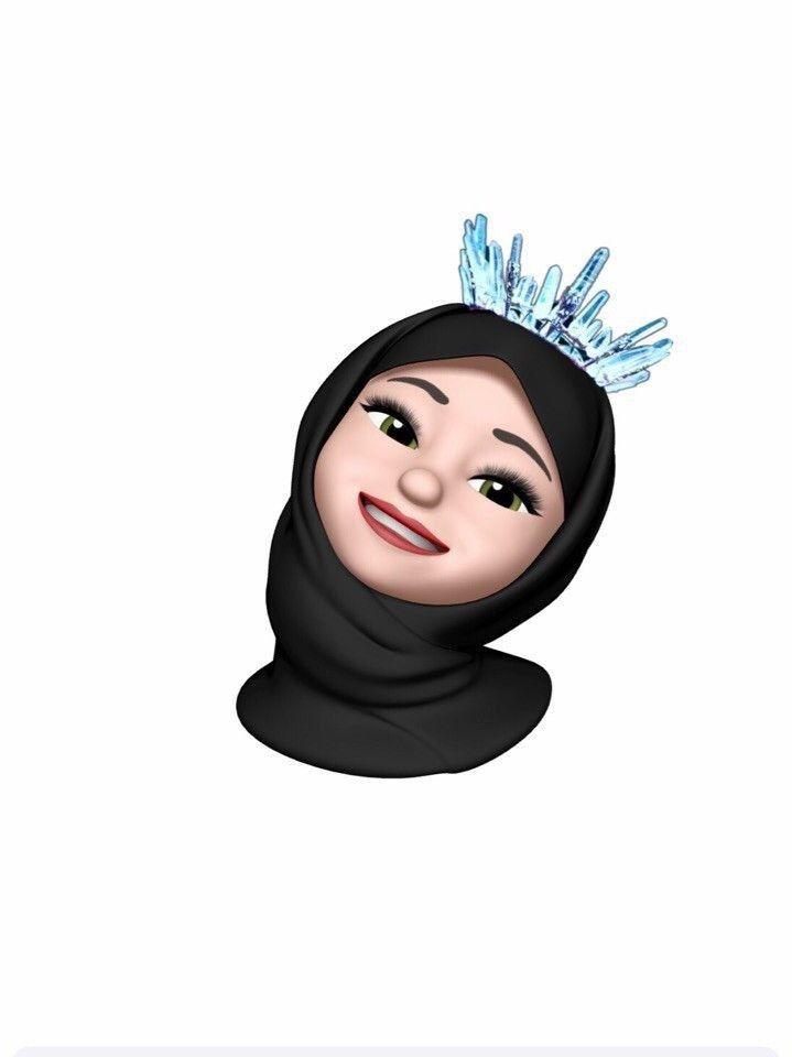 Most Beautiful Orange Anime Wallpaper Iphone Hijab Cartoon Emoji Pictures Emoji Wallpaper