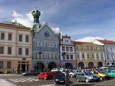 Z královského města Litoměřice na Mostnou horu