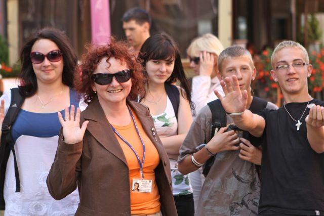 Ewa Czerwińska - Jestem licencjonowanym przewodnikiem trójmiejskim. Przewodnictwo jest nie tylko moim zawodem, ale też moją pasją, którą lubię się dzielić z innymi. Odwiedzającym nasze miasta turystom, pokazuję najciekawsze i najpiękniejsze zakątki Gdańska, Gdyni i Sopotu   #touristguide #gdansk #sightseeing