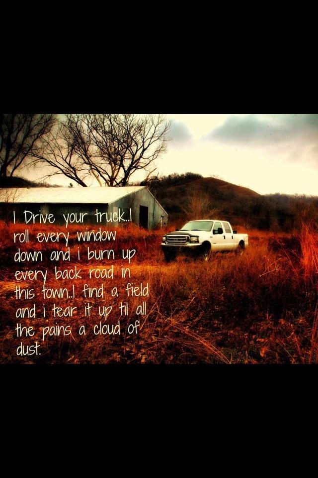 Truck Drive Your Truck Lyrics