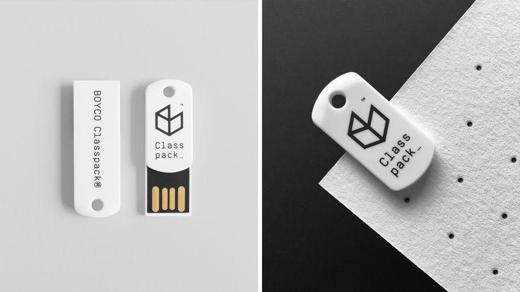 Classpack®Branded Micro Drive